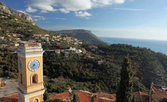 4x de mooiste dorpjes aan de Côte d'Azur