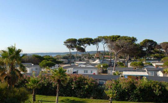 Stacaravan huren aan de Côte d'Azur