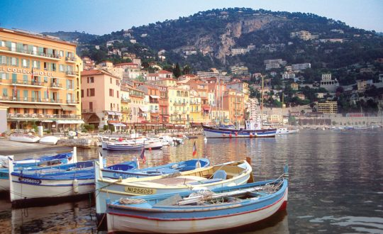 Met de auto naar de Côte d'Azur