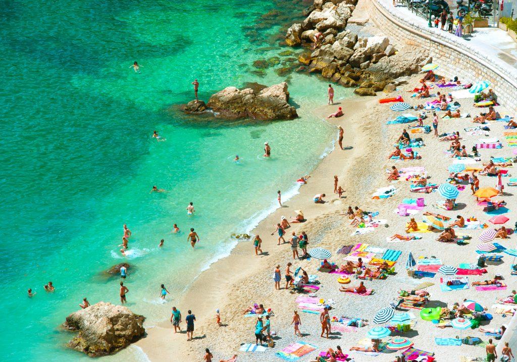 omgeving van de Côte d'Azur