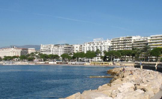 Stedentip: Cannes