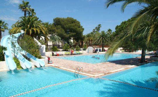 La Palmeraie: een vakantiepark met zwemparadijs!