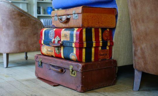 Ik ga op vakantie en ik neem mee…