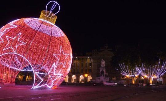 Kerstmarkt aan de Côte D'Azur