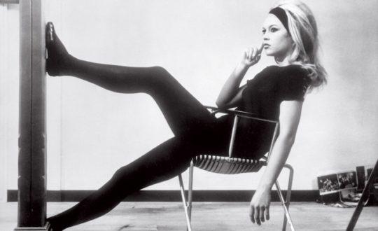 Flashback Famous: Brigitte Bardot
