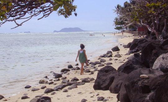 Actief langs de stranden