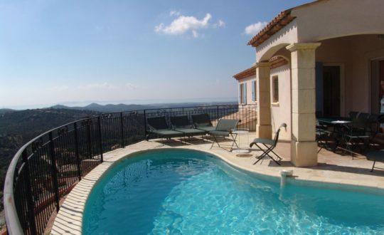 Villa aan de Côte d'Azur: Domaine de Valcros