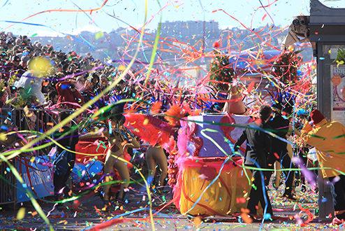 Carnaval in Nice!