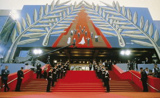 Back in the days: het filmfestival in Cannes