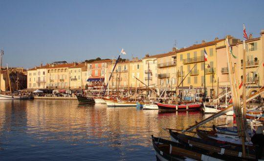 Vakantie in Saint-Tropez – vakantiepark Odalys Le Clos Bonaventure
