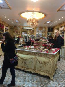Snoepwinkel in Nice