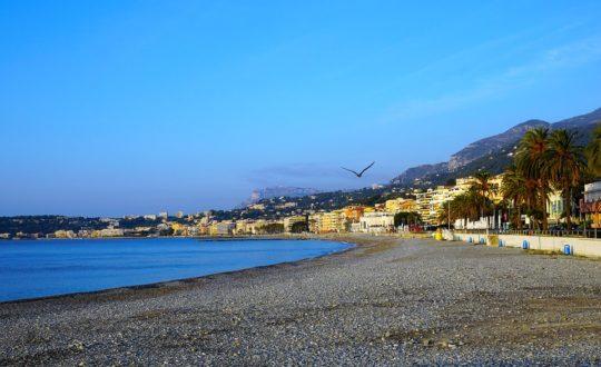 Weekend naar de Côte d'Azur