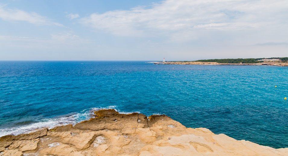 Côte d'Azur prachtige stranden