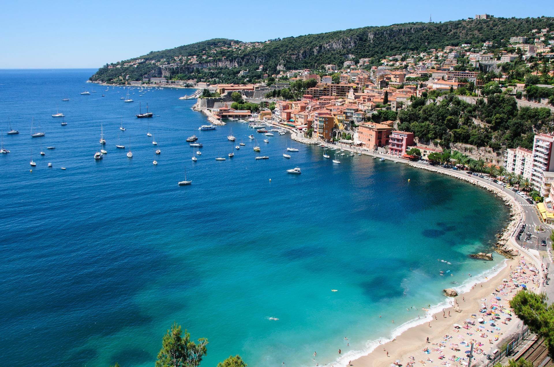 Villefrance - mooiste steden aan de Côte d'Azur