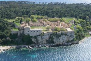 De lérins-eilanden, fort royal