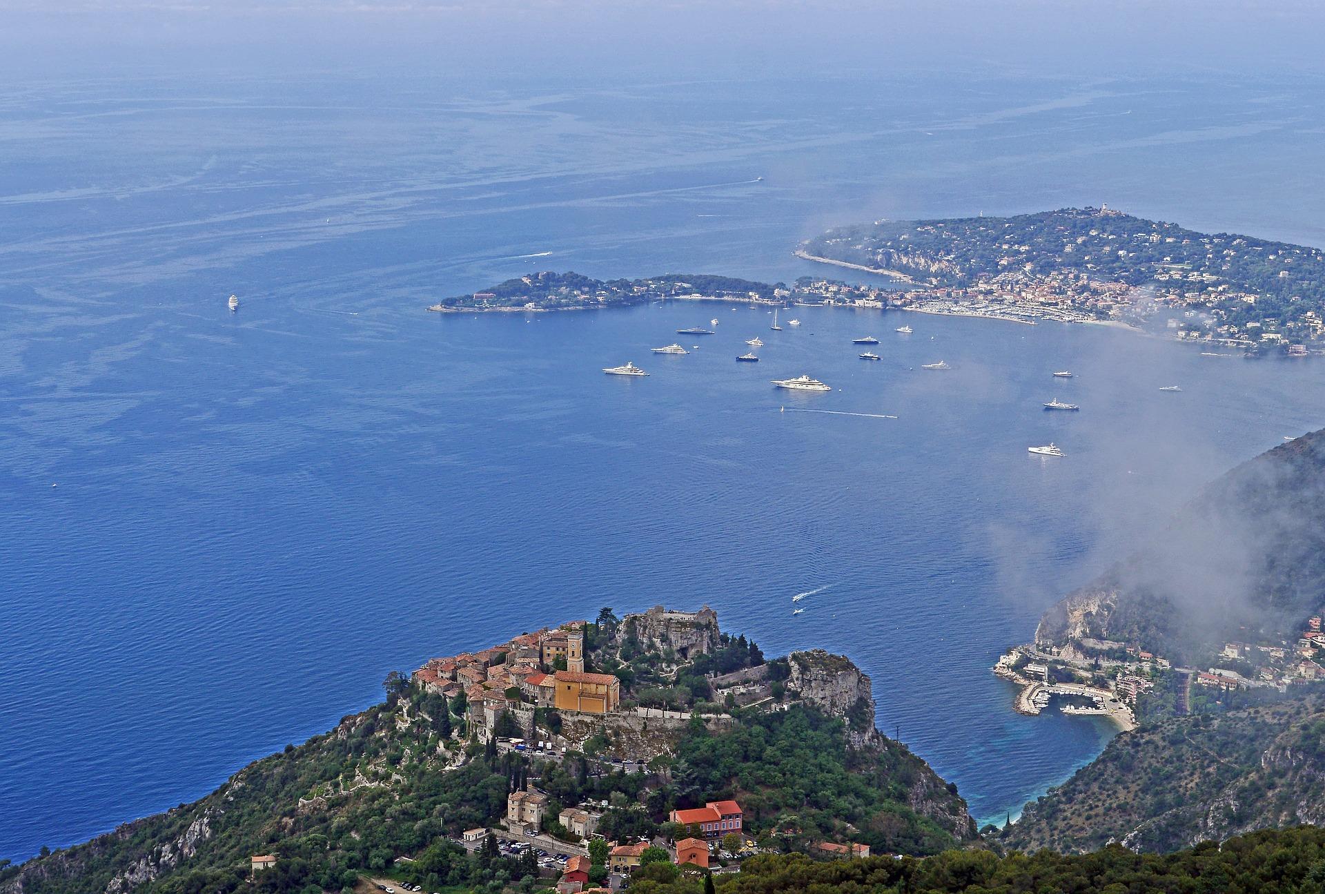 Eze village - wandelingen aan de Côte d'Azur