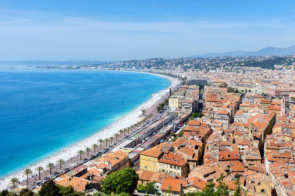 Nice - luxe Côte d'Azur