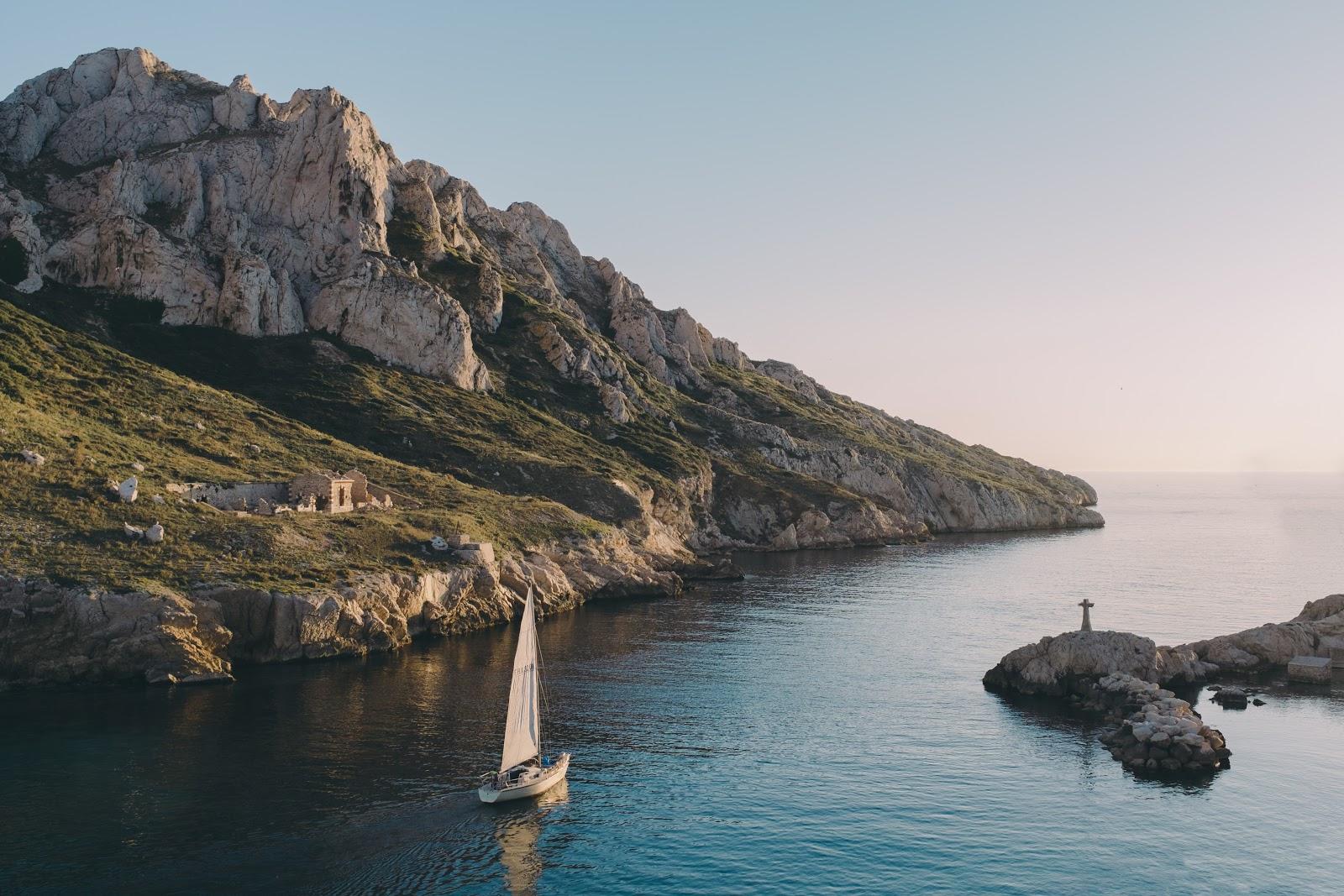 Zeilen - Op zeilvakantie aan de Côte d'Azur
