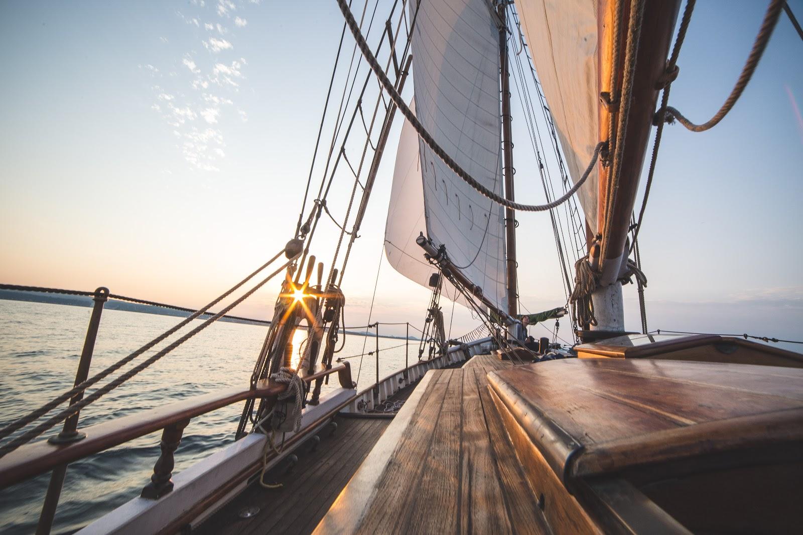 zeilboot - Op zeilvakantie aan de Côte d'Azur