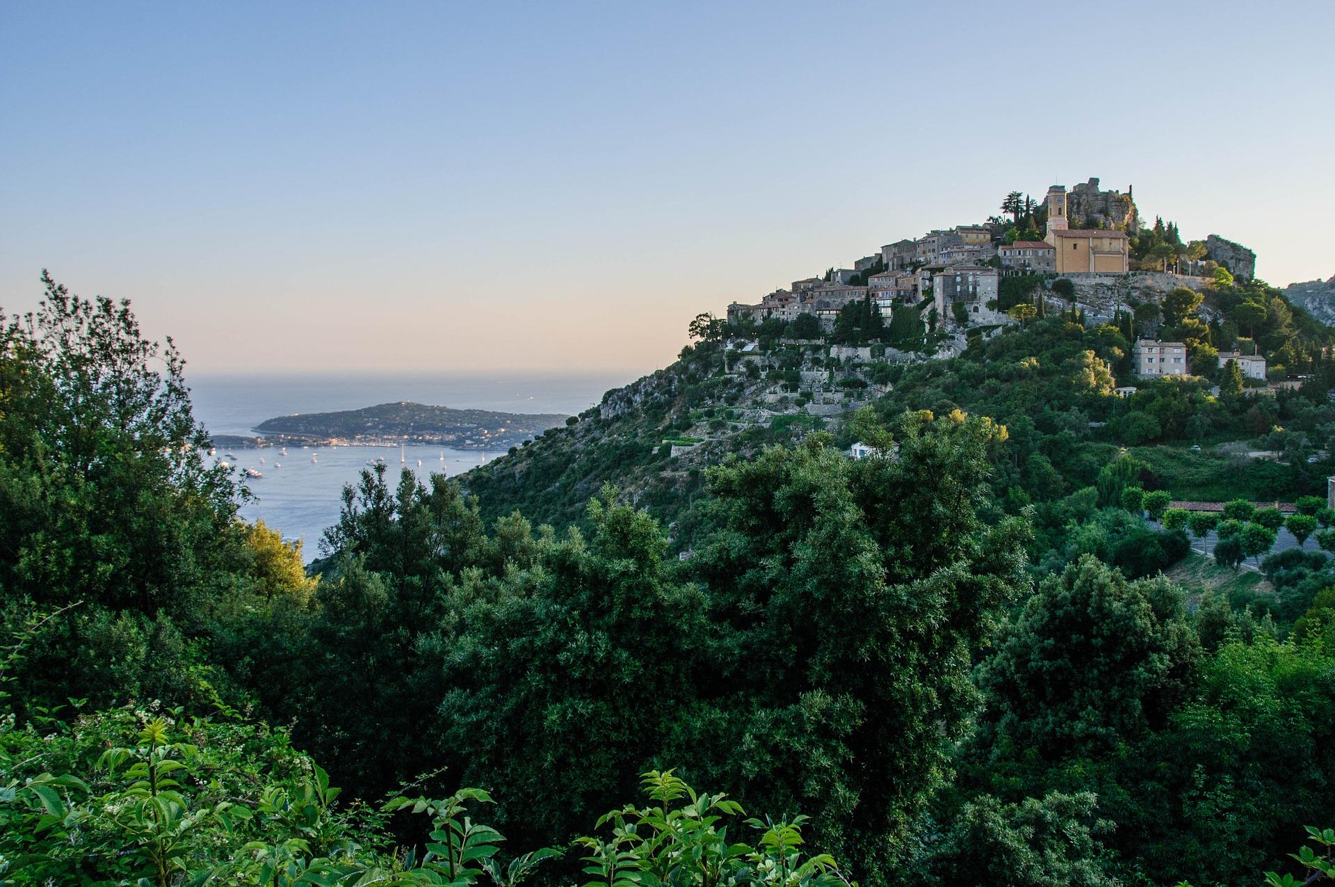Eze village - vakantie aan de Côte d'Azur