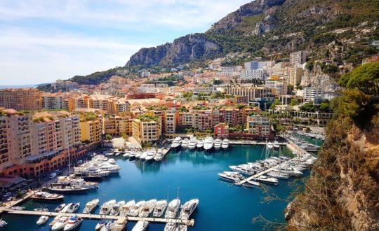 Alleen op reis langs de Côte d'Azur