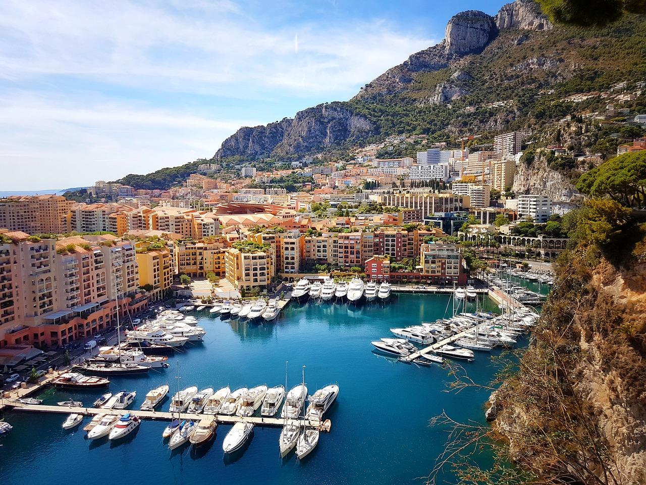 Monaco Alleen op Reis Côte d'Azur via cotedazur.nl