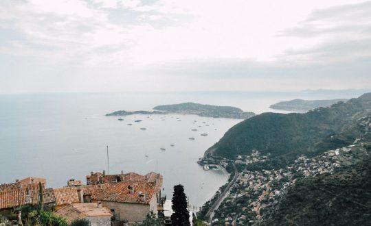 De beste fotospots van de Côte d'Azur