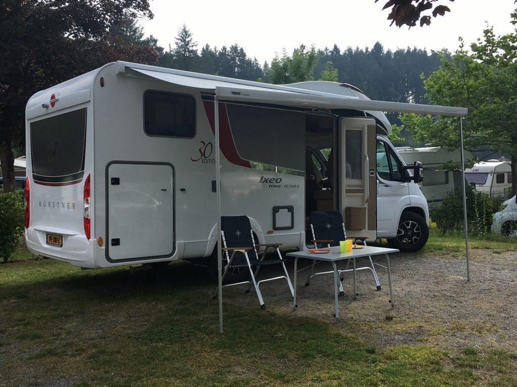 voordelen van een camper of caravan