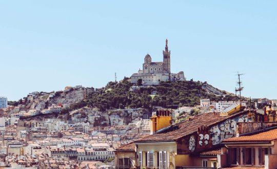 De leukste bezienswaardigheden in Marseille