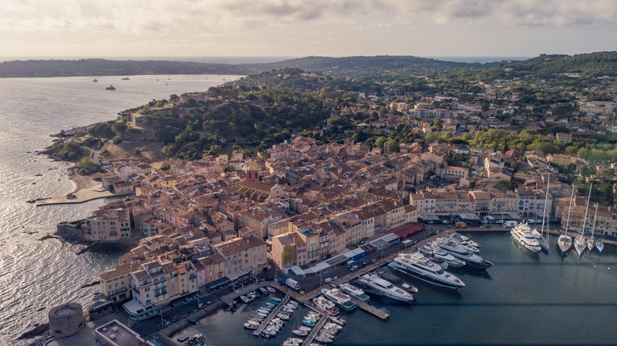 De mooiste bestemmingen aan de Côte d'Azur: Saint-Tropez