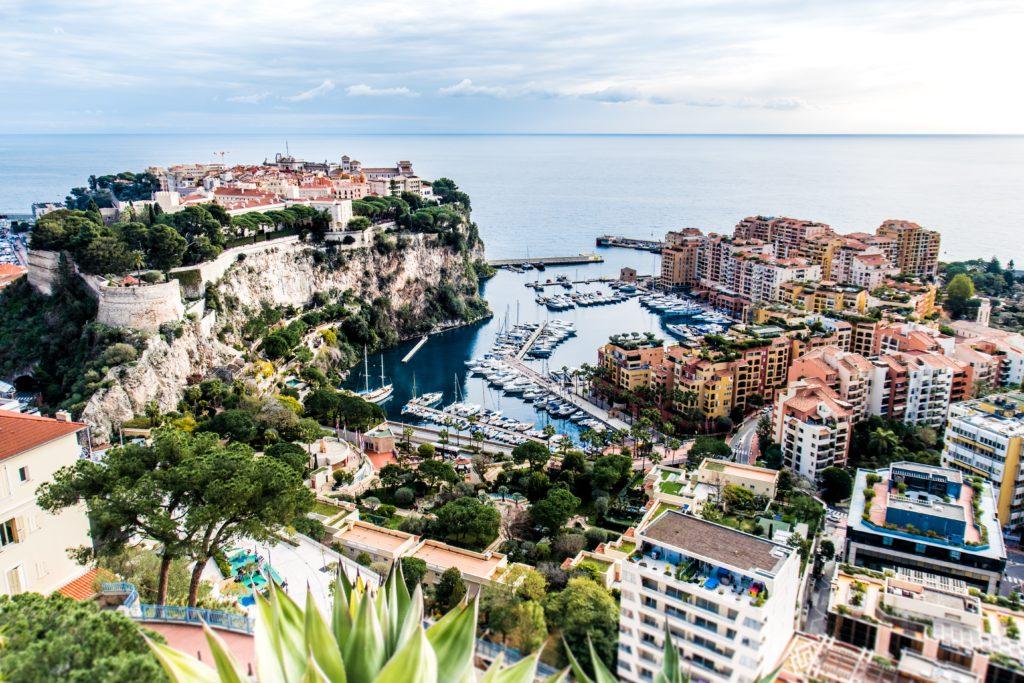 de mooiste wandelplekken aan de Côte d'Azur